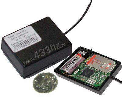 Sobr-Chip 03 GPS/GSM жучок